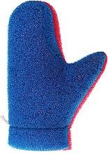 Kup Rękawiczka do masażu, 6021, niebiesko-różowa - Donegal Aqua Massage Glove