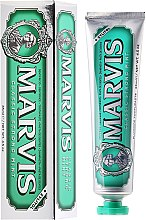 Kup Pasta do zębów z ksylitolem - Marvis Classic Strong Mint + Xylitol