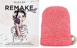 Kup Koralowa rękawiczka do demakijażu ReMake (15 x 12 cm) - Makeup