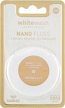 Kup Rozszerzająca się nić dentystyczna, Nano Floss, 25 m - WhiteWash Laboratories
