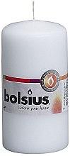 Kup Świeca zapachowa, biała - Bolsius Candle