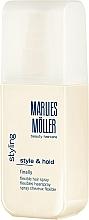 Kup Lakier do włosów nadający elastyczność - Marlies Moller Finally Flexible Hair Spray