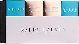 Kup Ralph Lauren Mini Gift Set For Women - Zestaw (edt 2x7 ml + edp 2x7 ml)