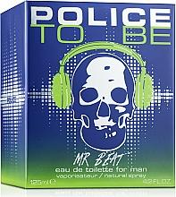 Kup Police To Be Mr Beat - Woda toaletowa