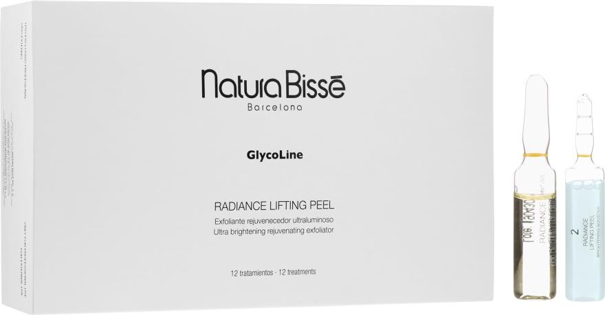 Oczyszczający peeling do twarzy - Natura Bisse Glycoline Radiance Lifting Peel — фото N1