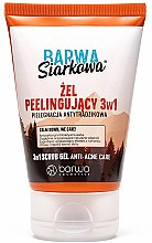 Kup Peelingujący żel antytrądzikowy 3 w 1 - Barwa Anti-Acne Sulfuric Gel Scrub