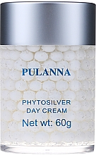 Kup Krem do twarzy na dzień z fitosrebrem - Pulanna Phytosilver Day Cream