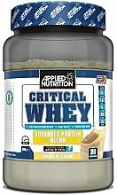 Kup Białko dla sportowców o smaku koktajlu bananowego - Applied Nutrition Critical Whey Advanced Protein Blend Banana Milkshake
