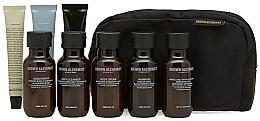 Kup Zestaw - Grown Alchemist Travel Kit (b/cr/30ml + h/cr/20ml + f/exfol/20ml + f/cr/12ml + f/gel/50ml + sh/gel/50ml + shm/50 ml + cond/50ml + bag)