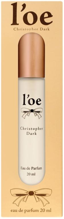 Christopher Dark L'oe - Woda perfumowana (mini)
