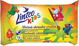 Kup Nawilżające chusteczki - Linteo Kids Creative