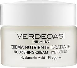 Kup Odżywczy krem nawilżający - Verdeoasi Nourishing Cream Hydrating