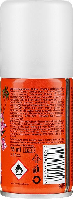 Suchy szampon do włosów Orientalny - Time Out Orient — фото N2