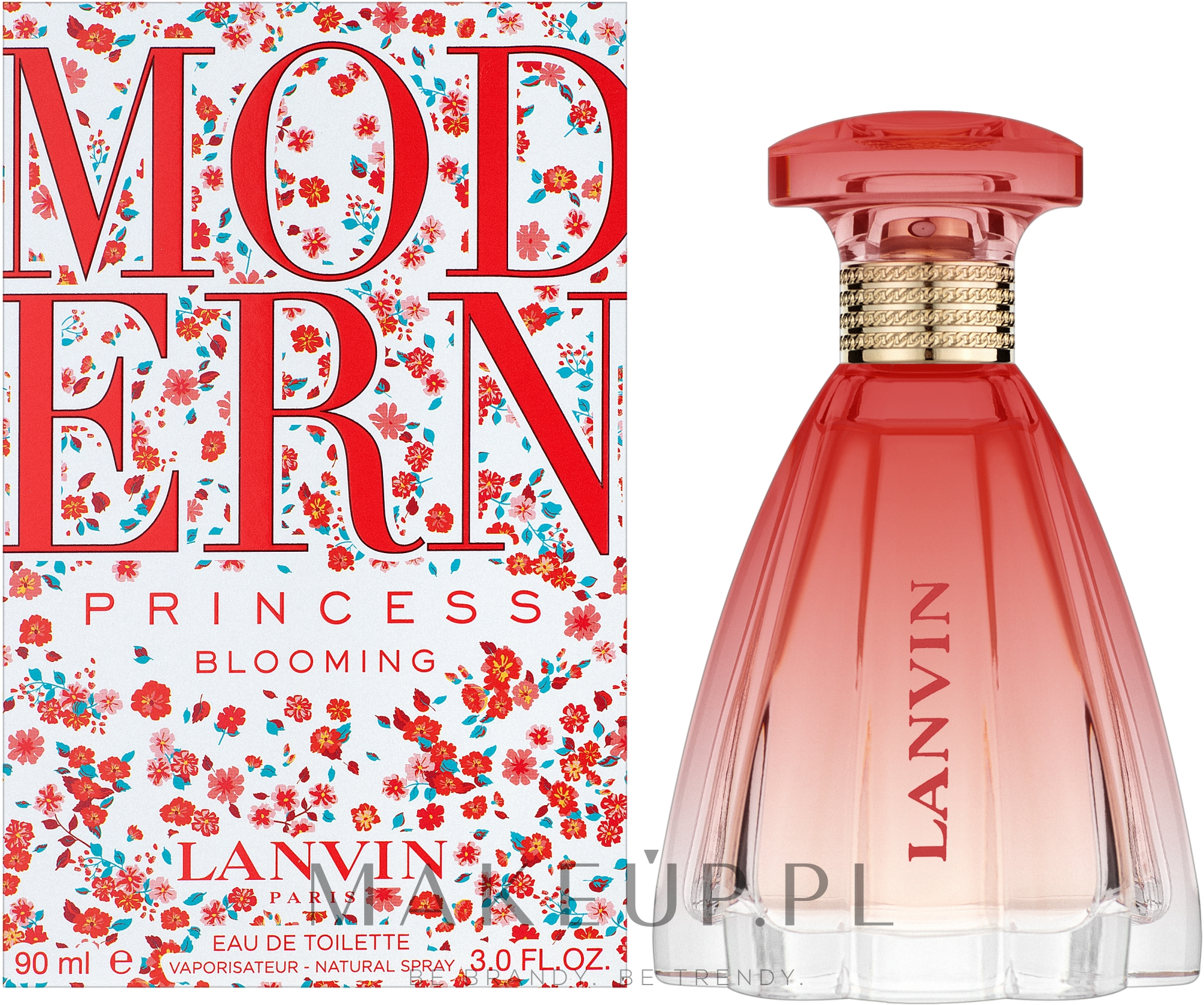 Lanvin Modern Princess Blooming - Woda toaletowa — фото 90 ml