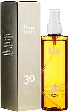 Kup Suchy olejek z filtrem przeciwsłonecznym SPF30 - Le Tout Dry Oil Protect