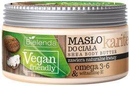 Kup Masło do ciała Karite - Bielenda Vegan Friendly