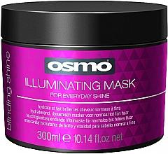 Kup Maska do włosów przywracająca blask - Osmo Blinding Shine Illuminating Mask