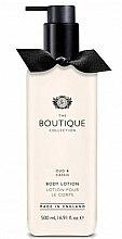 Kup Balsam do ciała Oud i czarna porzeczka - Grace Cole Boutique Oud & Cassis Body Lotion