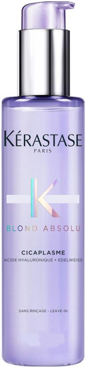 Serum do włosów rozjaśnianych - Kérastase Blond Absolu Cicaplasme — фото N1