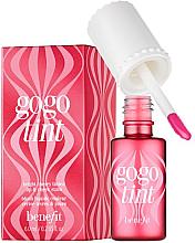Kup Płynny tint do ust i policzków - Benefit Gogo Tint (miniprodukt)