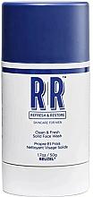 Kup Odświeżający sztyft do mycia twarzy - Reuzel Refresh & Restore Clean & Fresh Solid Face Wash Stick