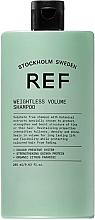 Kup Szampon zwiększający objętość włosów - REF Weightless Volume Shampoo