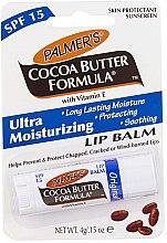 Kup Balsam do ust z witaminą E - Palmer's Cocoa Butter Formula Lip Balm SPF 15