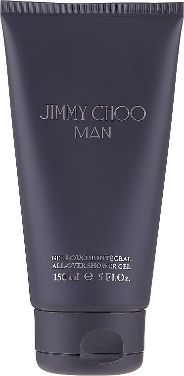 Perfumowany żel pod prysznic dla mężczyzn - Jimmy Choo Man — фото N1