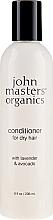 Kup Odżywka do włosów suchych Lawenda i awokado - John Masters Organics Conditioner For Dry Hair Lavender & Avocado