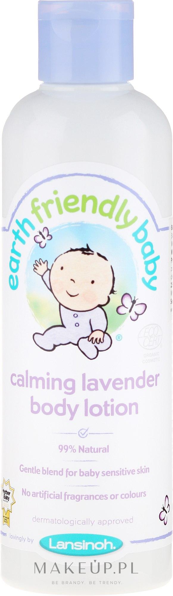 Balsam do ciała z lawendą dla dzieci - Earth Friendly Baby Calming Lavender Body Lotion — фото 250 ml