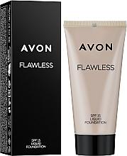 Kup Podkład do twarzy SPF 15 - Avon Flawless Liquid Foundation SPF15