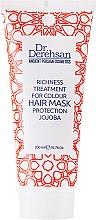 Kup Ochronna maska do włosów farbowanych Jojoba - Dr. Derehsan Color Protection Hair Mask