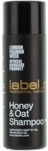 Kup Szampon do włosów - Label.m Cleanse Honey & Oat Shampoo
