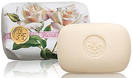 Kup Naturalne mydło w kostce Róża - Saponificio Artigianale Fiorentino Rose Soap