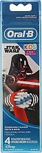 Kup Zestaw wymiennych końcówek do szczoteczki elektrycznej dla dzieci - Oral-B Kids Star Wars Extra Soft