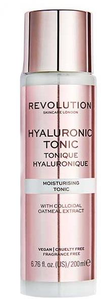 Tonik nawilżający - Revolution Skincare Moisturising Tonic Hyaluronic Acid — фото N1