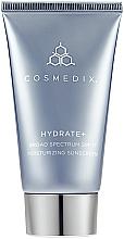 Kup Nawilżający krem do twarzy SPF 17 - Cosmedix Hydrante+ Broad Spectrum SPF 17 Moisturizing Sunscreen