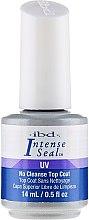Nawierzchniowy do paznokci - IBD Intense Seal UV No Cleanse Top Coat — фото N4