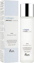 Kup Tonik nawilżający z kolagenem - Ekel Collagen Ampoule Toner