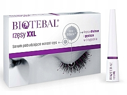 Kup Serum pobudzające wzrost rzęs - Biotebal Eyelashes XXL