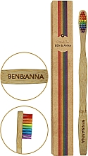 Kup Bambusowa szczoteczka do zębów - Ben & Anna Bamboo Toothbrush
