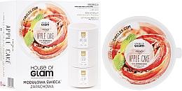 Kup Modułowa świeca zapachowa - House of Glam French Apple Cake