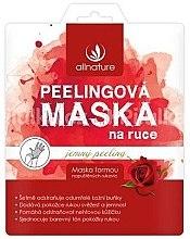 Kup Peelingując maska-rękawiczki do rąk - Allnature Peeling Mask For Hand