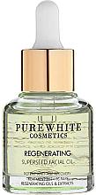 Kup Regenerujący olejek do twarzy - Pure White Cosmetics Regenerating Superseed Facial Oil