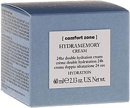 PRZECENA! Żelowy krem nawilżający do twarzy - Comfort Zone Hydramemory Cream-Gel * — фото N1