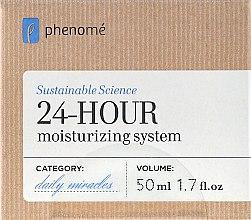 Kup Krem intensywnie nawilżający - Phenomé 24-Hour Moisturizing System Cream