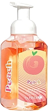 Kup Pianka do mycia rąk Liczi - TasTea Edition Peach Foaming Hand Wash