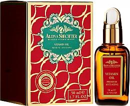 Kup Przeciwstarzeniowy olejek witaminowy do twarzy - Alona Shechter Vitamin Oil