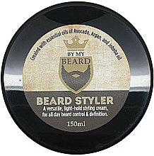 Kup Krem do stylizacji brody - By My Beard Beard Styler Light Hold Styling Cream