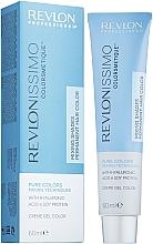 Kup Farba w kremie do trwałej koloryzacji włosów - Revlon Professional Revlonissimo NMT Pure Colors